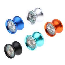 Aluminum Alloy LED Yoyo Cool Lighting Yoyo w/ String Kid Collectors Gift