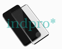 For Samsung S10 S10 Plus S10 5G Fingerprint Unlock 3D Curved Steel Film
