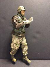 "McFarlane Military Series 5 Coast Guard Deck Gunner Action Figure 7"""