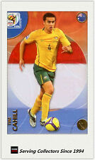 2010 Panini World Cup Soccer Trading Card Common No48 Tim Cahill (Australia)