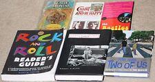 The Beatles 6 Book Lot.Linda McCartney,P.Charles,Martin A. Grove.Peter Smith,etc