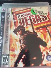 PS3 Tom Clancy's Rainbow Six: Vegas