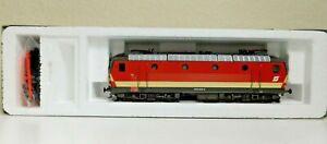 Roco 63586 HO Electric Loco OBB RH 1044 203-6  w DCC ESU Lok Sound 2 Rail DC