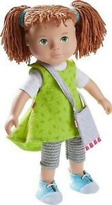 Haba Kuschelpuppe Milou 305585 32 cm Spielpuppe Stoffpuppe Puppe