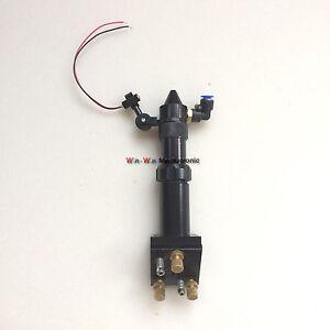 "CO2 Laser Head FL:1.5"" - 4"" Integrative Mount + Red Point + Lens&Mirror Engraver"