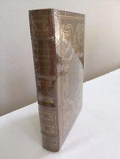 FRANKLIN LIBRARY ROBINSON CRUSOE BY DANIEL DEFOE 100 GREATEST BOOKS ~ SEALED