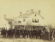 4th New York Heavy Artillery Fort Corcoran 1862 New 8x10 US Civil War Photo