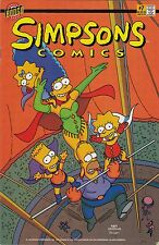 Bongo Comics Group! Simpsons Comics! Issue 7!