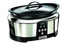 Crock-pot barro con digital Countdown-timer olla vaporera Mf567a