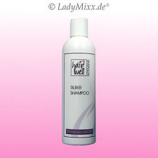 Power Grigio Argento SHAMPOO ANTI sfumatura gialla 250 ml anti-Yellow hairwell eurodor