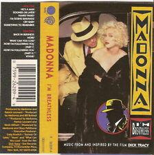 Rock der 1980er Musikkassetten