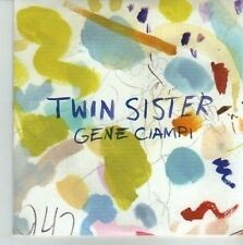 (CW84) Twin Sister, Gene Ciampi - 2011 DJ CD