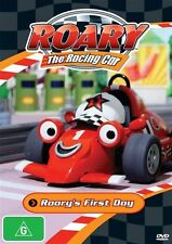 Roary The Racing Car -  Roary's First Day (DVD, 2008) BRAND NEW!!