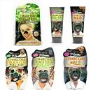 7th Heaven Charcoal Face Mask Peel Off Mud Masks Skin Care Exfoliating