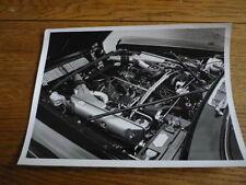 JAGUAR V 12 ENGINE PRESS PHOTO
