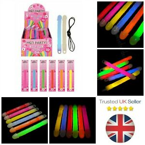 Willy Glow Sticks Novelty Hen Party Penis Light Up Night Ladies Women UK SELLER