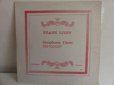 FRANZ LISZT Symponiie dante Orch des concerts Colonne Dir GEORGES SEBASTIAN 309