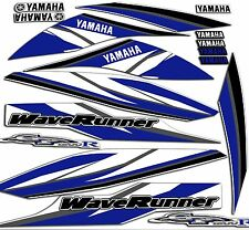2002 YAMAHA GP1200R WAVERUNNER DECAL KIT GP 1200 R
