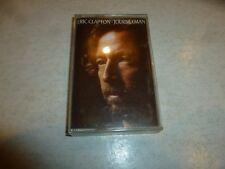 ERIC CLAPTON - Journeyman - 1989 UK 12-track cassette