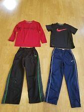 EUC Lot of 4 piece Boys Puma Nike Size Small 7