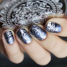 BORN PRETTY Nail Art Stamping Image Plate Template DIY Arabesque Design BP-92