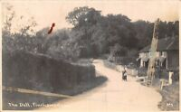 POSTCARD   BERKSHIRE      FINCHAMPSTEAD    The  Dell     RP