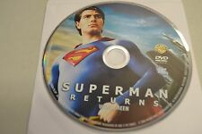 Superman Returns (DVD, 2006, Widescreen Edition)Disc Only Free Shipping