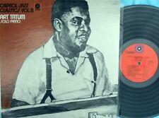 Art Tatum ORIG US LP Capitol Jazz classics Vol.3 NM '72 MONO Swing Solo Piano