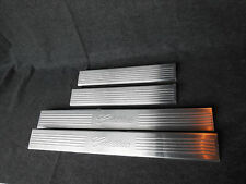 GM 17802526 Door Sill Plates 2007 - 2014  Stainless Cadillac LOGO ESV EXT OEM