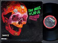 ARCHIE SHEPP The Magic Of Ju-Ju LP IMPULSE! AS-9154 US 1967 Free Jazz