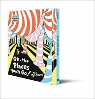 Oh, The Places Youll Go Deluxe Slipcase edition Dr. Seuss