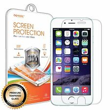 """2X iPhone 8 Plus 5.5"""" Premium Real Tempered Glass Screen Protector Cover Guard"""