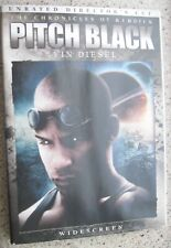 Pitch Black 2000 Dvd Unrated Director Cut / Disc, Art Sleeve Only!