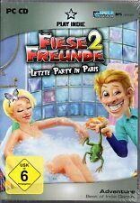 Fiese Freunde 2 - Letzte Party in Paris - PC Spiel - deutsch - Neu / OVP