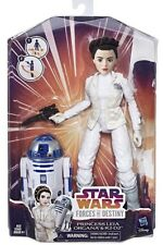 Star Wars Forces of Destiny Princess Leia Organa and R2-D2 Adventure Set G3