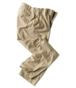 Orvis Jackson Stretch Quick Dry Pants - NEW FREE SHIPPING