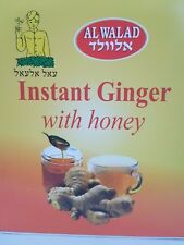 New Ginger Honey Tea Instant Crystals Prince Peace Bags Sachets Pack healthy