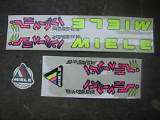 Miele Vintage Mountain Bike Decal Sticker Set Not Remade! Free Shipping!!!