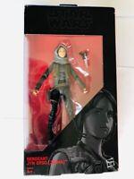 "Star Wars Black Series SERGEANT JYN ERSO (jEDHA) No.22 New! 6"" Figure Rogue One"