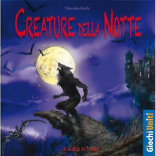 Creature della Notte - Gioco da tavolo Italiano Nuovo by Giochi Uniti