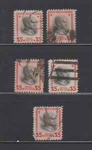 US,834, UNCHECKED,MIXED CONDITIONS COLLECTION,USED