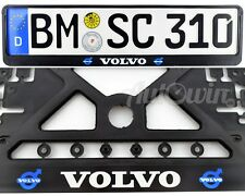 Volvo Euro Standart License Plates NEW Frames 1pcs.