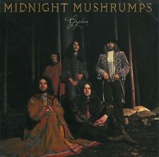 GRYPHON Midnight Mushrumps Vinyl Record LP Transatlantic TRA 282 1974 1st Press
