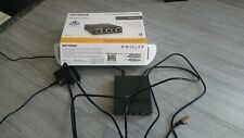NETGEAR GS305-300PES Switch Ethernet Métal 5 ports Gigabit (10/100/1000) NOIR