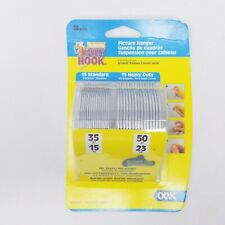 Ook By Hillman Monkey Hook Variety Pack 30 pc Drywall Picture Hangers - New