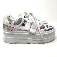 Nike Womens 7.5 Vandal 2K Sneakers Pink Floral AQ7892-100 2018Platform Low Top