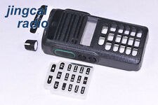 Front Outer Case Housing Cover Shell Refurb Kit For Motorola CP1660 Radio