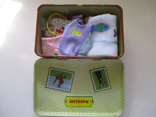 8 inch Madeline Ocean Beach outfits with Rare Travel case - Must see