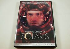 Solaris DVD George Clooney, Natascha McElhone, Viola Davis, Jeremy Davies