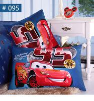 HOT Childrens Favorite Disney Cars Pillow Case Popular Cartoon Boys Pillowcases